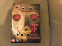 Friday the 13th DVD Box set