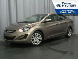 2015 Hyundai Elantra GL *Heated Seats