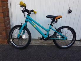 Carrera Star Kids Bike - 14' Wheel