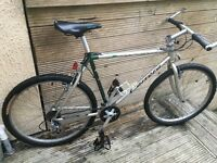 Retro Carrera impetus mountain bike 21 speed
