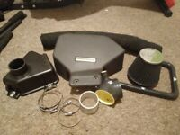 Mk6 ford fiesta st mountune cold air induction kit