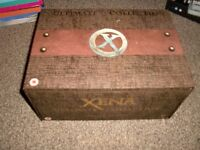 Xena - Warrior Princess: Complete Series 1-6 DVD Box Set christmas clean out