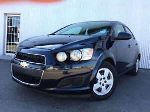 2015 Chevrolet Sonic LT, BACKUP CAM, BLUETOOTH.
