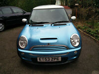 Mini Cooper S - Hatchback (Very Good Conditions)