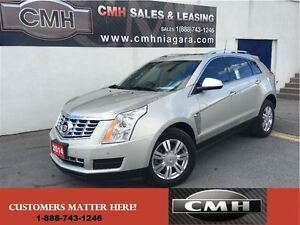 2014 Cadillac SRX LUXURY AWD CAM PANO-ROOF BOSE *CERTIFIED*