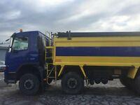 Tipper lorry, 2009
