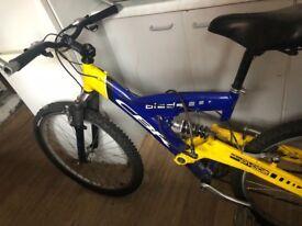 Cbr blade bicycle - £30