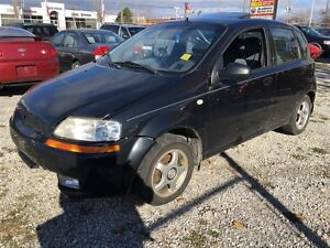 2005 Pontiac WAVE Uplevelm Manual, Sunroof,