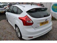 Ford Focus 1.0 SCTi EcoBoost Zetec, 2013, Manual - £49 PER WEEK - CAR IS £6995