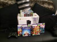 Xbox 360, Kinect, extra controller plus games