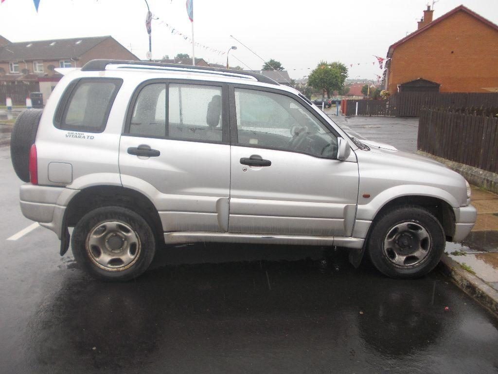 2002 suzuki 2 0 td diesel grand vitara in portadown. Black Bedroom Furniture Sets. Home Design Ideas