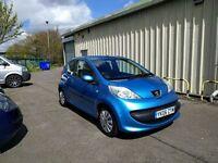 Peugeot 107 1.0 vvt // 1 owner from new // Insurance group 3 // Same As Citroen C1 Toyota Aygo