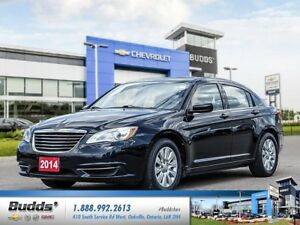 2014 Chrysler 200 LX SAFETY AND RECONDITIONED