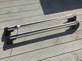 BMW X3 roof bars