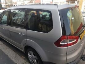 PCO FORD GALAXY 7 SEATER CAR FOR RENT (UBER READY)