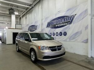 2015 Dodge Grand Caravan SXT W/ V6, Bucket Seats, Keyless Entry