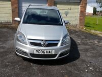 Vauxhall Zafira 1.9 CDTi Active 5dr 7 seaater