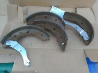 Ford Transit 2006 fwd Rear Brake Shoes