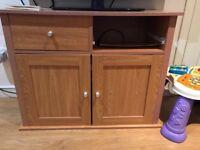 Side desk/tv unit
