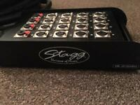 STAGG Stage Box SBL-15/16X4PH