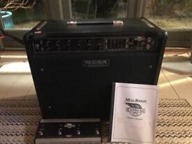 Mesa Boogie 5:50 Express and Flight Case