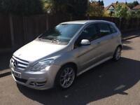Mercedes b class auto cheapest in UK