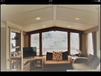 Caravan for hire Hoburne Holiday Park Paignton Devon