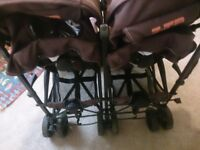 double buggy, good condition