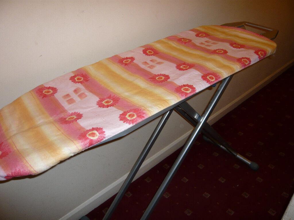 Good quality ironing board