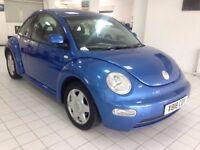 2000 Volkswagen Beetle 2.0 2 ladies from new