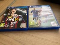 PlayStation 4 games fifa