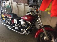 Harley Davidson FXDWG for sale/swap