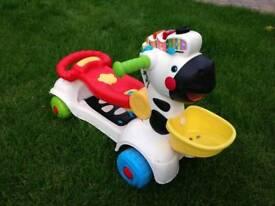 Child's ride along