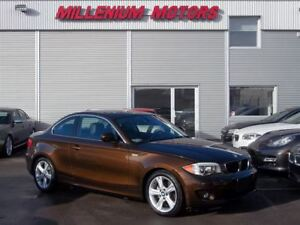 2012 BMW 128I PREMIUM / LEATHER / SUNROOF / ONLY 57,000 KM