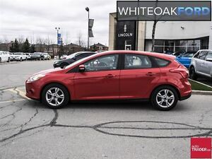 2014 Ford Focus SE, FACTORY CERTIFIED PROGRAM