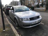 Audi A4 s line 1.8T