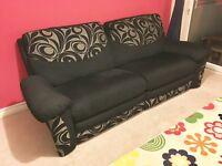Super comfy reclining sofa