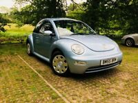 Volkswagen Beetle 1.6 3dr - Full Service History - Mot Until March 2019 - Cambelt Replaced