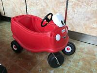 Used cozy coupe