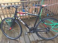 Hybrid cube bike