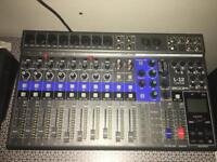 Zoom Livetrack L-12 mixer multitrack recorder
