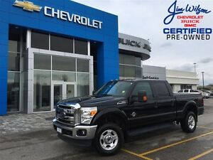 2016 Ford F-250 XLT DIESEL 4X4 P.SEAT SYNC ONE OWNER!!! LOCAL TR