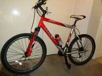 Trek ( alpha 4500 ) aluminium mountain bike