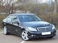Stunning Mercedes-Benz C180 SE BlueEfficiency Petrol Full Dealer History Long MOT
