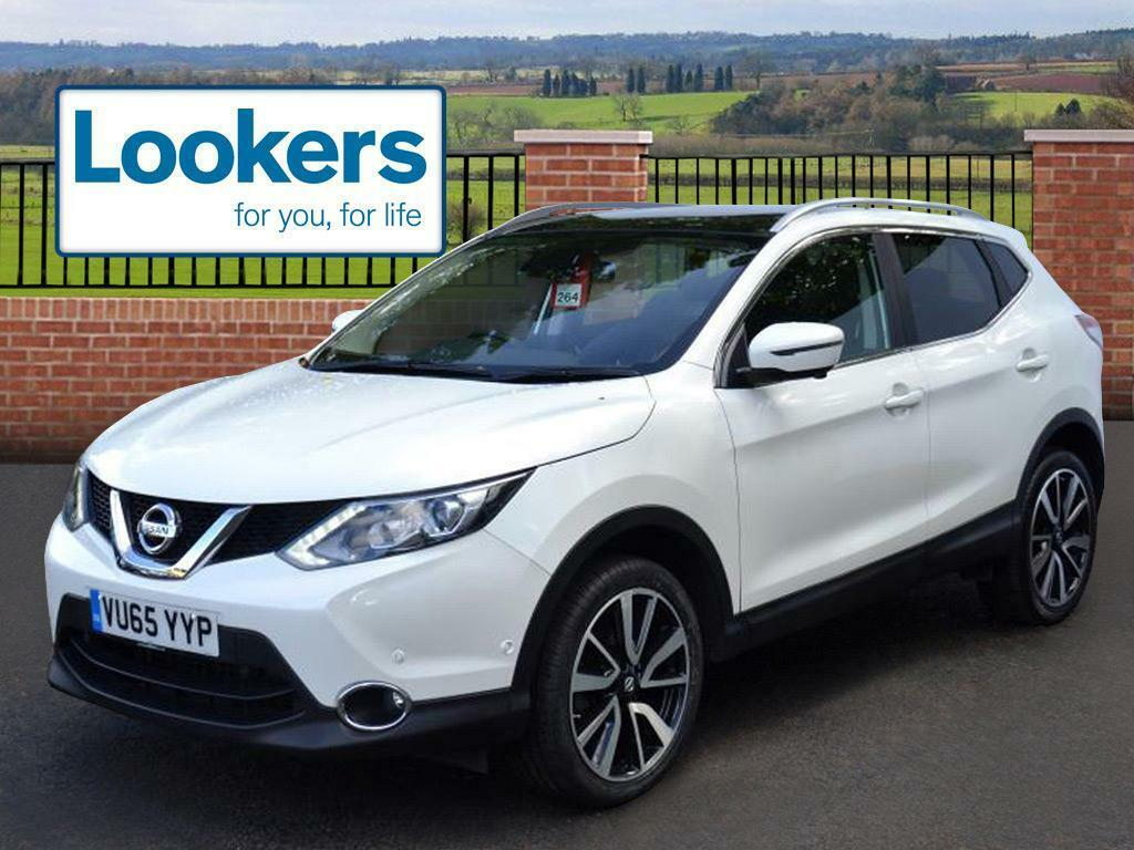 nissan qashqai dci tekna white 2015 09 01 in motherwell north lanarkshire gumtree. Black Bedroom Furniture Sets. Home Design Ideas
