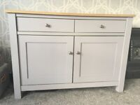 Sideboard and nest of tables (NEXT HOME)