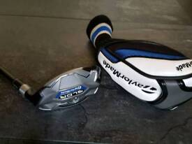Taylormade SLDR rescue wood