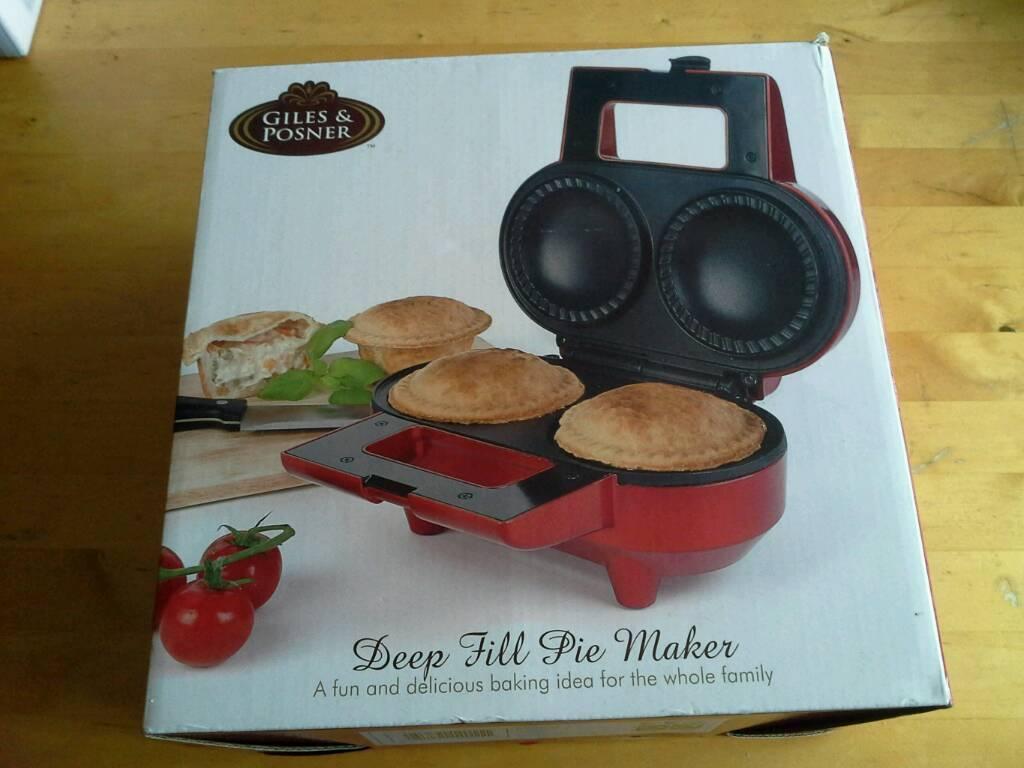 Giles & Posner Pie Maker
