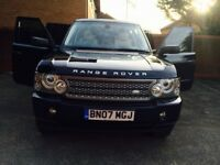 2007 Range Rover Vouge 3.7 Diesel Full Service History with Land Rover 2 keys HPI Clear