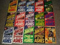 BOOKS-ADVENTURE BY WILLIAM W. JONHSTONE (IN THE ASHES SÉRIES) Laval / North Shore Greater Montréal Preview